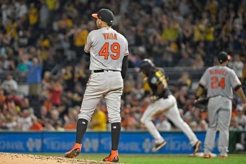 Ynoa struggles early, offense can't convert chances, O's lose to Pirates 5-3, get swept