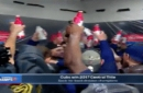 Jon Lester Toasting John Lackey Was The Best Part Of Cubs Celebration