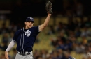 Padres 0, Dodgers 10: The Friars get several hits against the Dodgers