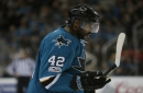 Sharks' Ward will not kneel during national anthem