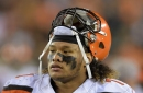 Bengals at Browns injury report: Danny Shelton sidelined; Myles Garrett limited