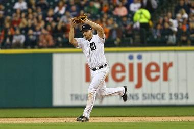 Tigers, Royals lineups: Bryan Holaday catching, John Hicks at 1st base