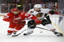 Detroit Red Wings vs. Chicago Blackhawks at Little Caesars Arena live chat