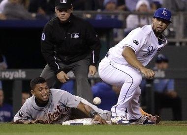 Daniel Norris, Tigers beat Royals, snap 9-game losing streak