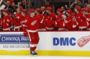 Experience with Red Wings will help Michael Rasmussen in juniors