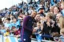 Man City get Vincent Kompany injury boost