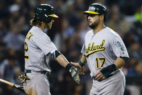 How the Oakland A's used the trade deadline to rebuild