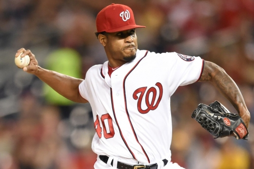 Edwin Jackson ends regular season on high note: Will he make Washington Nationals' postseason roster?