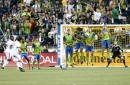 Was Stefan Frei's stop of Fredy Montero's free kick better than 'The Save'?