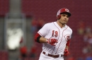 Joey Votto reaches 100 RBI on the season, comment sections begin to implode