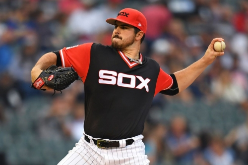 White Sox' Carlos Rodon underwent successful shoulder surgery
