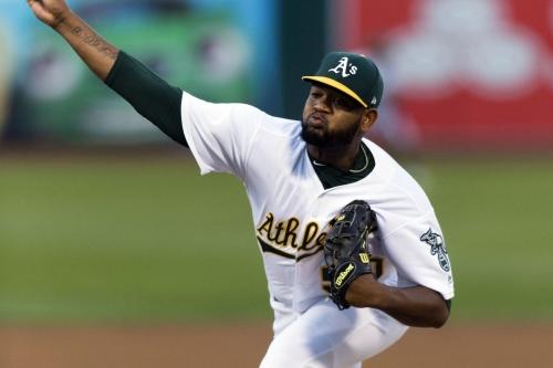 Game Thread #160: Oakland Athletics at Texas Rangers
