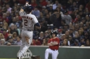 Red Sox 2, Astros 3: Red Sox bats fall short, fail to lock up division