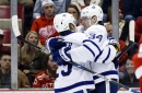 Recap: Matthews and Nylander roll over the Red Wings while everyone else watches