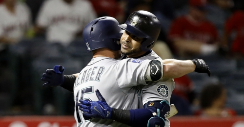 Bullpen squanders lead as Angels defeat Mariners