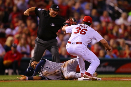 Late Rally Falls Short, Cards Fall to Brewers