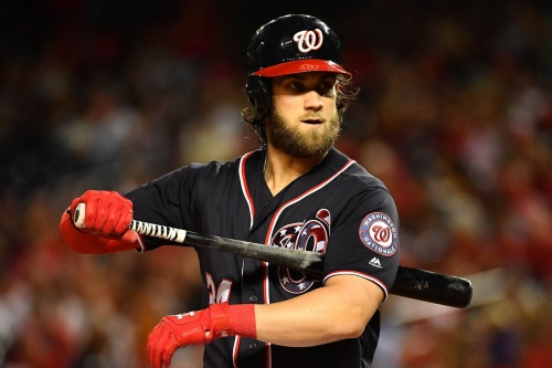 Washington Nationals' Postseason roster questions: Will Bryce Harper get his timing down in time?