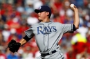 On this date in Rays history: Matt Moore starts ALDS Game One