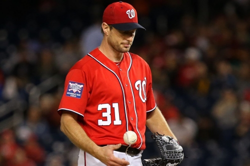 Washington Nationals' ace Max Scherzer leaves start vs Pirates with apparent injury...