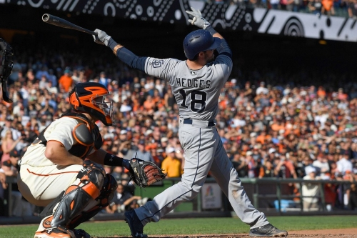 Padres 3, Giants 2: Friars steal Cain's thunder