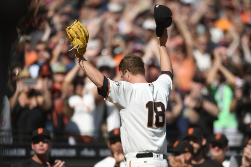 Matt Cain is everything you thought the Giants would never have