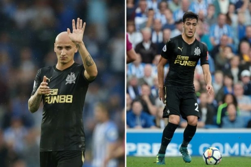 Rafa Benitez insists he WILL play Jonjo Shelvey and Mikel Merino together - but maybe not this week