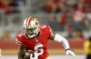49ers depth chart 2017: Who will be inactive vs. Cardinals in Week 4?