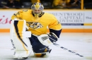 Preds goalie Pekka Rinne eager for more after run to final The Associated Press