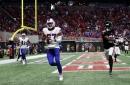 Buffalo Bills receiver Jordan Matthews questionable to return with thumb injury
