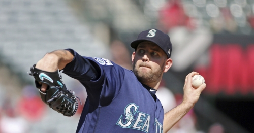 James Paxton closes Mariners season with solid start but Seattle drops Game 162 to Angels