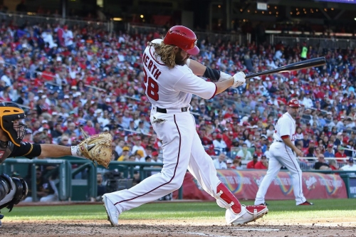 Washington Nationals drop regular season finale, 11-8 to Pittsburgh Pirates, finish 97-65...