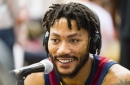 Derrick Rose addresses concerns about his three-point shooting