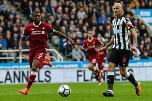 Rafa Benitez delighted with Jonjo Shelvey's display against Liverpool - and says he'll play more
