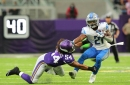 Lions-Vikings player of the game: Who gets the Game Ball?