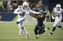 Stampede Blue's Colts Links: Rookie Malik Hooker tied for NFL lead with 3 INTs