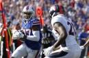 "Buffalo Bills receiver Jordan Matthews to miss ""at least a month"" with thumb injury"