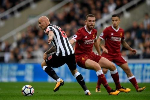 An 'exquisite' passer: Danny Murphy praises Newcastle United's Jonjo Shelvey