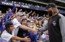 Rockies' Charlie Blackmon won the NL batting title, get over it.