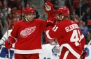 Five Clear For Red Wings, Sproul and Booth Waived