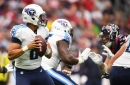 Marcus Mariota considered Day to Day with Hamstring Injury
