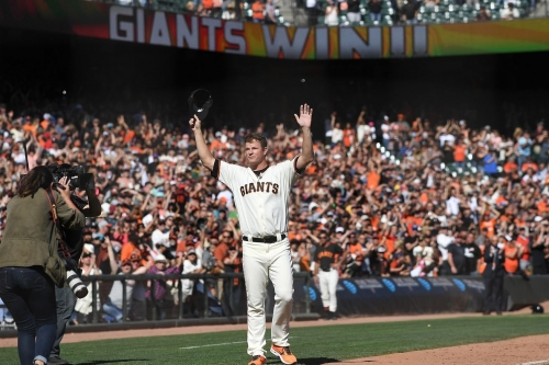 Matt Cain explains what it meant to be a San Francisco Giant for life