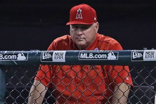 Mike Scioscia is the 9th longest serving manager (for one team) in MLB history - and counting