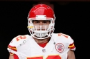 Chiefs' Eric Fisher is active while Mitch Morse and Dee Ford are out