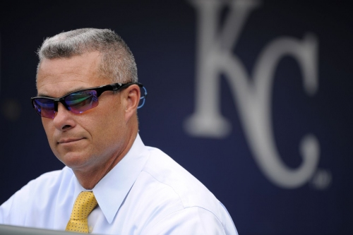 Associates believe Dayton Moore would leave Royals for Braves, per report