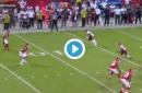Touchdown! Kirk Cousins hits Terrelle Pryor for 44 yard Redskins score!