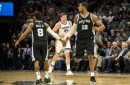 Spurs drop first preseason game to Kings: 106-100