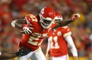 Chiefs' Kareem Hunt is on pace for 2,000 rushing yards, breaking more NFL records