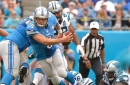 Notes: Lions open up as 3-point favorites over Panthers
