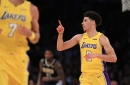 Lakers Notebook: We finally saw the Lakers turn defense into transition offense