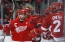 Bovada.lv sees Henrik Zetterberg again leading Red Wings in scoring